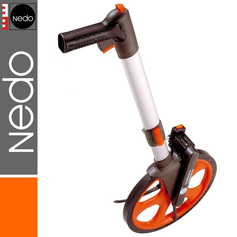 NEDO Professional Measuring Wheel (1.0 m circumference)