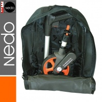 NEDO MINI Measuring wheel 1 dm (0.5 m circumference), with a rucksack