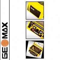 GEOMAX EZiCAT i550 Cable Locator + GeoMax EZiTEX t100  Signal Transmitter + Clamp + Power Supply + Bag