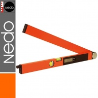 Nedo Winkeltronic Easy 600 mm Electronic Angle Measurer, with a laser module