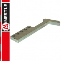 NESTLE Hook, 12 x 8 mm, for manhole cover lifter