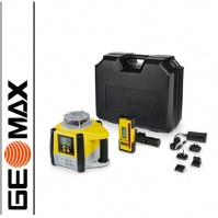 Set:  GEOMAX Zone 60HG Laser Level + Detector ZRP105