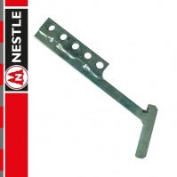 NESTLE Hook, standard 12 x 12 mm, for manhole cover lifter