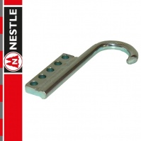 NESTLE Hook, round, curved, for manhole cover lifter