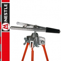 NESTLE Pole Support, with a jaw clamp 100 cm