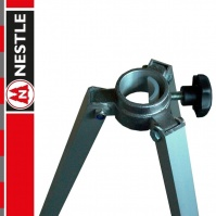 NESTLE Heavy-duty Pole Support, with a hole