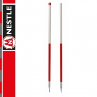 NESTLE Ranging Pole foldable, point tip-->point tip