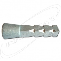 Wall Bolt 5 170x50 mm iron