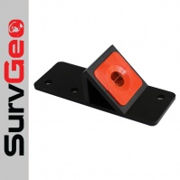 Survgeo Target Plate, with a prism