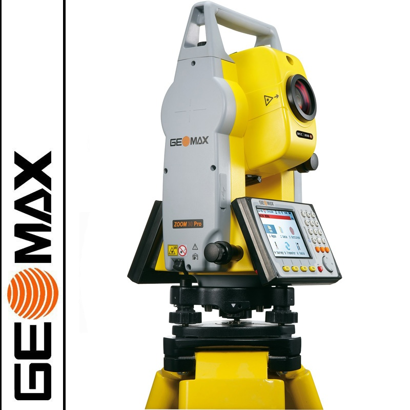 geomax zoom20 pro electronic total station infopomiar. Black Bedroom Furniture Sets. Home Design Ideas
