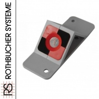 Target Plate with RSMP15 Prism