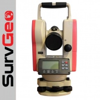 "SurvGeo DE2A 2"" Electronic Theodolite"