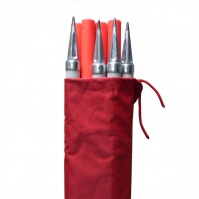 Ranging Poles Pack 4 x 2m (8 pcs.) in a bag