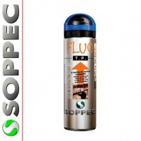 Soppec Paint 500 ml FLUORESCENT BLUE